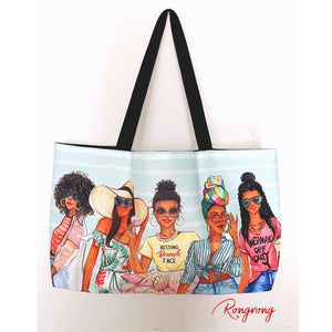 Summer Squad Weekend Tote - Shop Rongrong