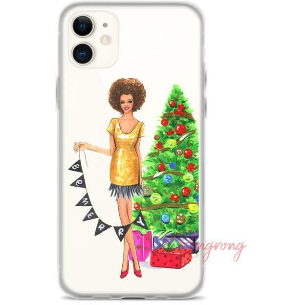 Be Merry Phone Case