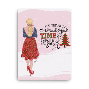 The Most Wonderful Time Of The Year Art Print - Shop Rongrong