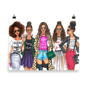Diva Fashionistas - Shop Rongrong
