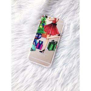 Deck the Halls Phone Case - Shop Rongrong