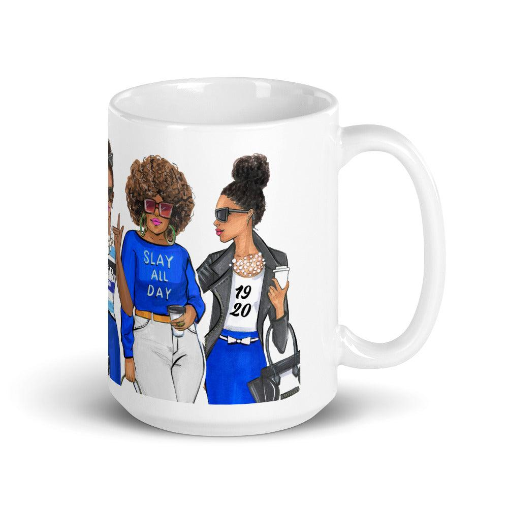 Zeta Phi Beta Sisters Coffee Mug