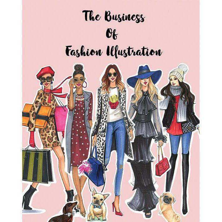 The Business of Fashion Illustration Class