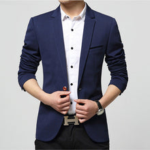 New 2017 During The Spring And Autumn Leisure Blazer Youth Of Cultivate One's Morality Pure Color Fashion Suits NZ152