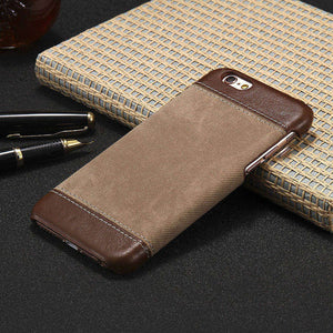 Denim Case for iPhone models