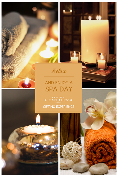 Gifting Experiences: Home Spa