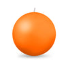 "Ball Candle XL 4"" - 1 piece Mango"