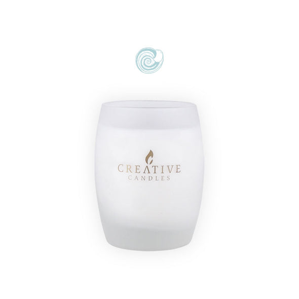 Creative Candles Scented Vessel Ocean Breeze