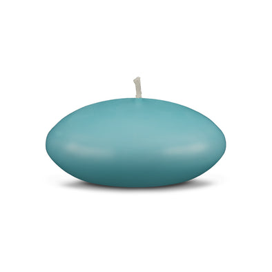 "Floating Candles Md 3"" - 1 piece Aquamarine"