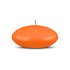 "Floating Candles Md 3"" - 1 piece Mango"