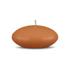"Floating Candles Md 3"" - 1 piece Terra Cotta"
