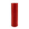 "Contemporary Pillar Candle 3"" x 12"" Red"