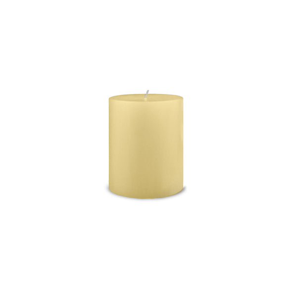 "Beeswax Pillar Candle 3"" x 4"""