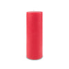 "Classic Pillar Candle 3"" x 9"" Holiday Red"