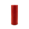 "Classic Pillar Candle 3"" x 9"" Red"
