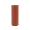 "Classic Pillar Candle 3"" x 9"" Terra Cotta"