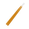 "Maize 15"" Taper Candle 1 Pair"