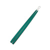 "Turquoise 15"" Taper Candle 1 Pair"