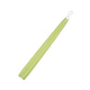 "Pistachio 15"" Taper Candle 1 Pair"