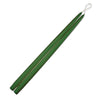 "Taper Candles 18"" - 1 pair Holly Green"