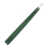 "Taper Candles 18"" - 1 pair Hunter Green"