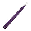 "Taper Candles 18"" - 1 pair Purple"
