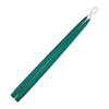 "Taper Candles 18"" - 1 pair Turquoise"