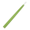 "Taper Candles 24"" - 1 pair Lime Green"