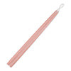 "Taper Candles 24"" - 1 pair Petal Pink"