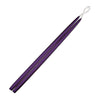 "Taper Candles 24"" - 1 pair Purple"