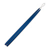 "Taper Candles 24"" - 1 pair Royal Blue"
