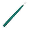 "Taper Candles 24"" - 1 pair Turquoise"
