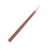 "Metallic Taper Candles 12"" Thin - 8/box"