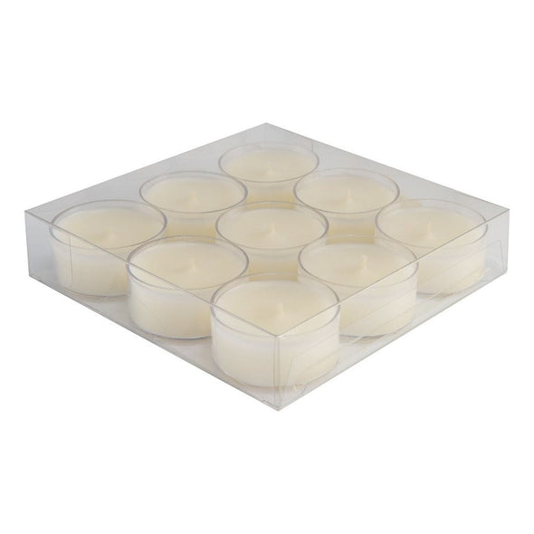 Tealight - Ivory - 9/box