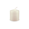 Votive Candles - 8/box Ivory