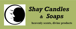 Shay Candles and Soaps made by Rachez Miller