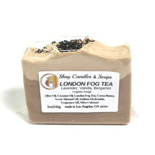 Shay Candles and Soaps London Fog Tea Soap