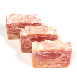 "Grapefruit, Mandarin Vegan Soap Set ||""GRAPEFRUIT SPLASH"""