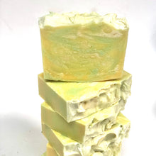 "Lemon, Orange Blossom Vegan Soap Set ||""LEMON TWIST"""