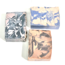 "Magnolia, Musk, Bergamot Vegan Soap Set ||""INTO THE NIGHT COLLECTION"""