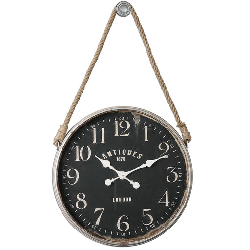 Uttermost 06428 Bartram Wall Clock