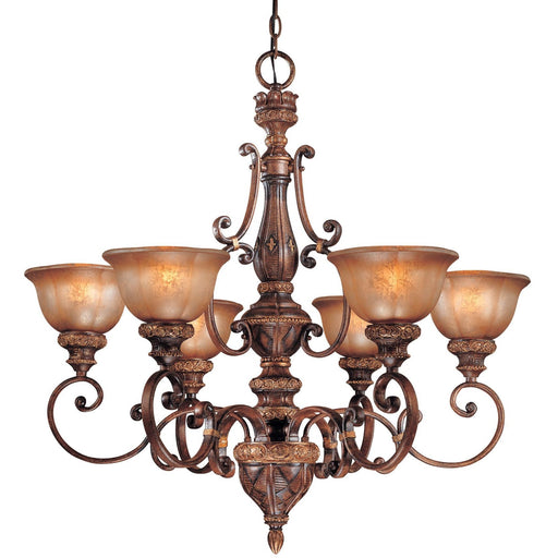 Minka Lavery 1356-177 Illuminati 6 Light Chandelier