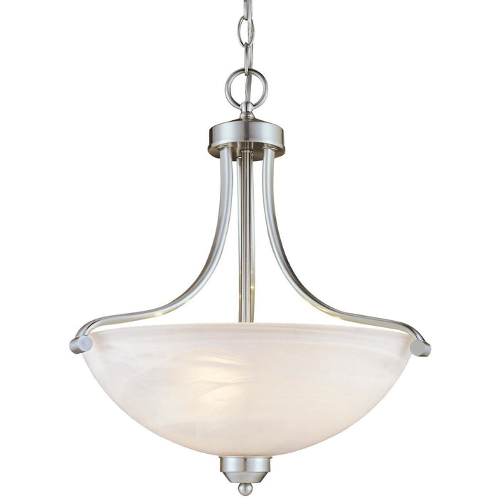 Minka Lavery 1426-84 Paradox 3 Light Pendant Light