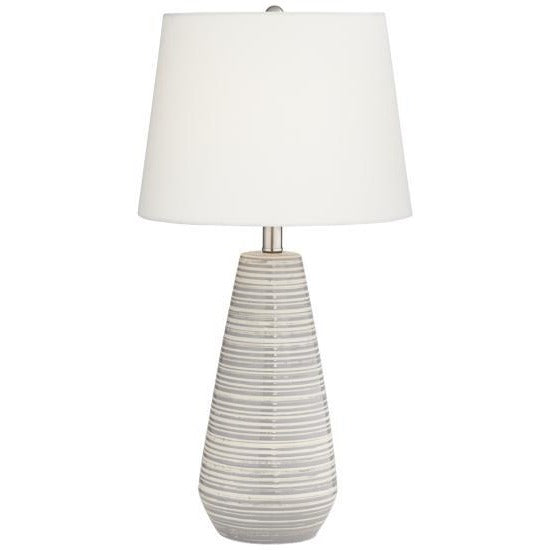 Pacific Coast Lighting 14Y07 Sully Ceramic Table Lamp