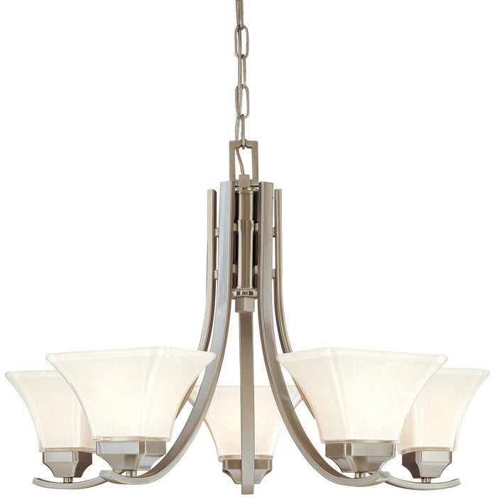Minka Lavery 1815-84 Agilis 5 Light Chandelier