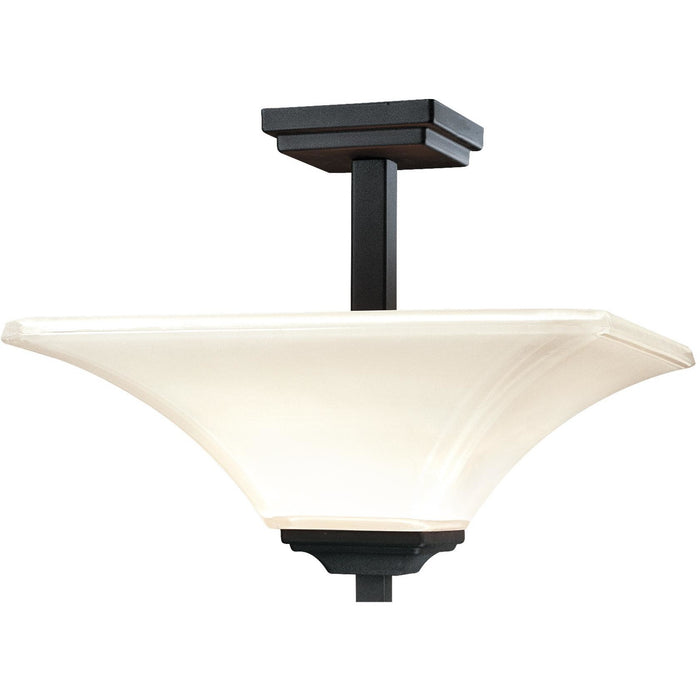 Minka Lavery 1816-66 Agilis 2 Light Semi Flush Mount