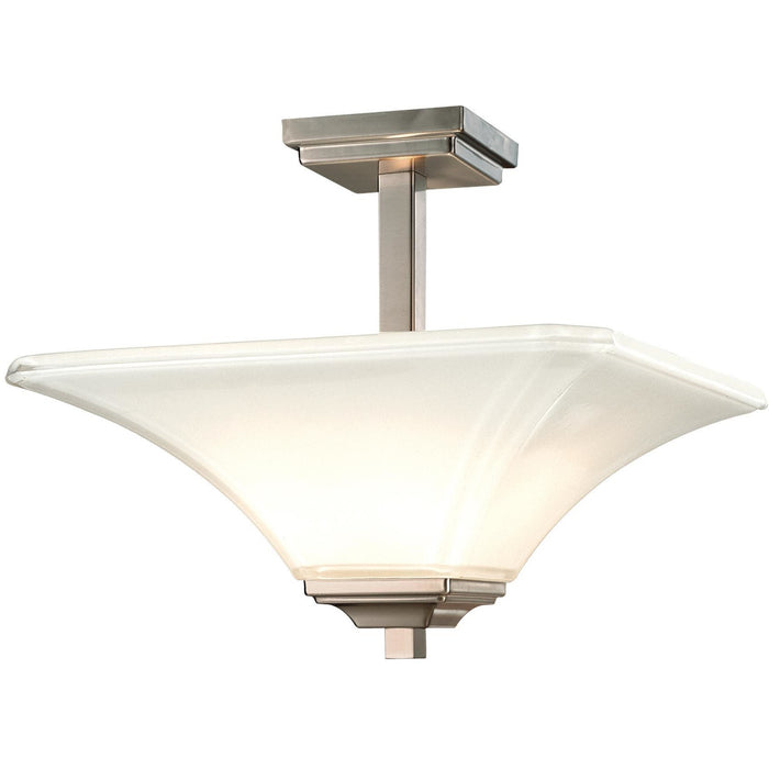 Minka Lavery 1816-84 Agilis 2 Light Semi Flush Mount