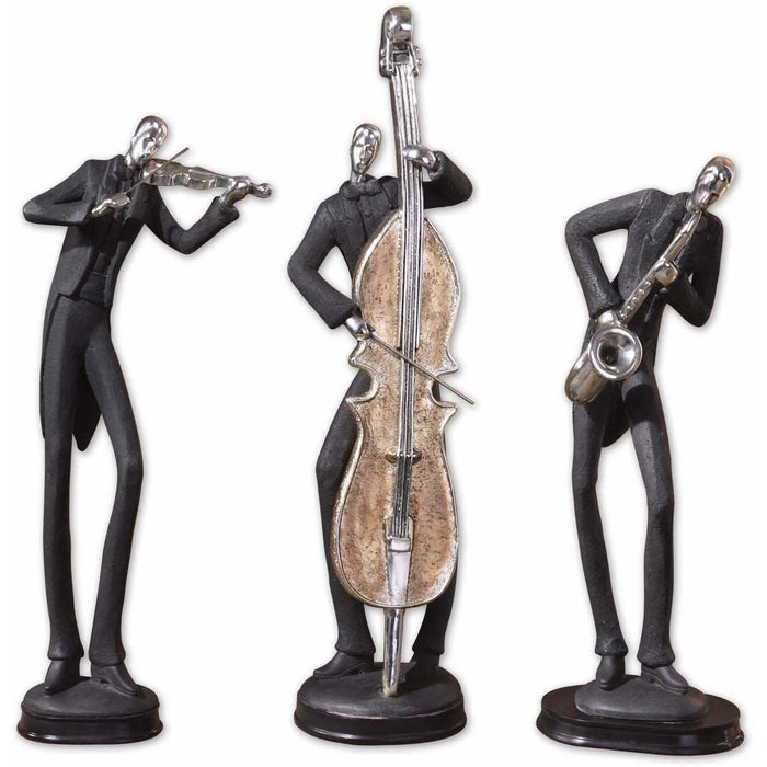 Uttermost 19061 Musicians Decorative Figurines