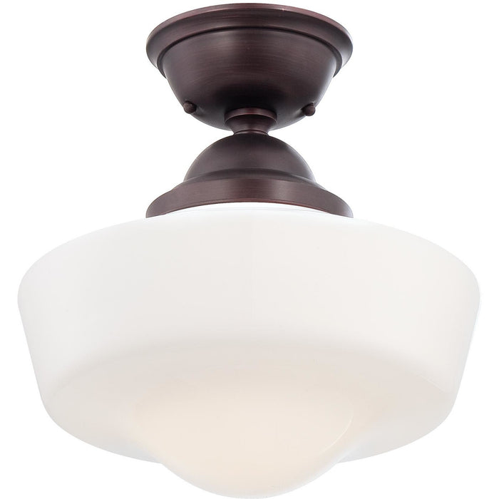 Minka Lavery 2257-576 1 Light Semi Flush Mount