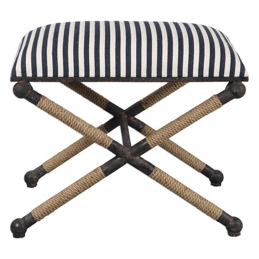 Uttermost 23228 Braddock Small Bench